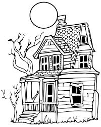 Coloriage Maison 3 Imprimer Pour Les Enfants
