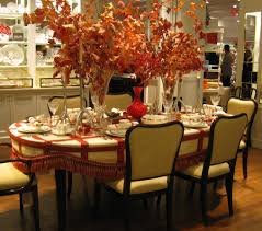 Fall Kitchen Decorating Tableware Cooking Quarters