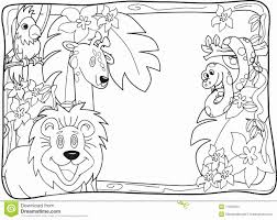 free printable rainforest animal coloring pages printable 17 beautiful monkey coloring pages coloring sheets for kids