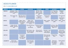 Study Kit Essentials: How To Make A Study Timetable