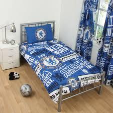 Man Utd Bedroom Accessories Football Team Twin Amp Double Duvet Cover Sets Arsenal Man U