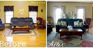 Living Room Make Over Exterior Simple Decorating Design