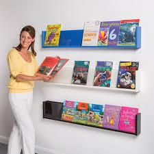 shelf style book display