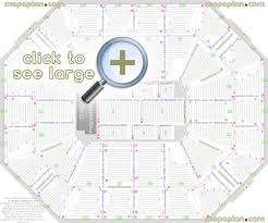 Xfinity Theater Hartford Detailed Seating Chart Mohegan Sun Arena Seat Row Numbers Detailed Seating Chart