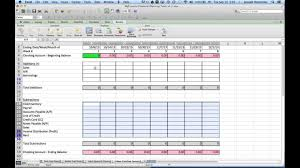 Daily Monthly Annual Cash Flow Statement - Sample Templates - Sample ...