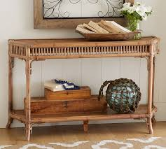 rattan console table. Hailey Console Table Rattan R
