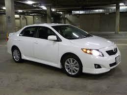 Toyota Corolla white gallery. MoiBibiki #9
