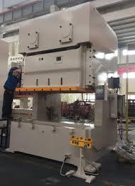 Stamping Press Design Hot Item C2 250 Double Point Metal Stamping Press Machine