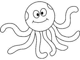 Small Picture The pictures for Octopus Drawings For Kids