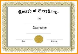 Scholarship Certificate Template For Word Word Document Certificate Template Meltfm Co