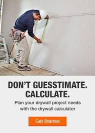 drywall the home depot
