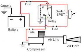 bosch relay horn wiring diagram wiring diagram bosch 12v relay wiring diagram jodebal