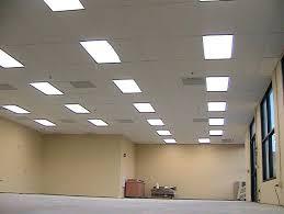 ceiling fluorescent light fixtures commercial drop office canada