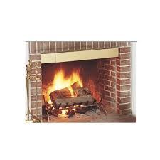smokeguard for fireplace