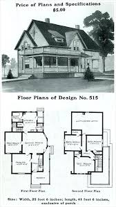 vintage farmhouse floor plans homes original country historic one story vintage farmhouse floor plans homes original country historic one story