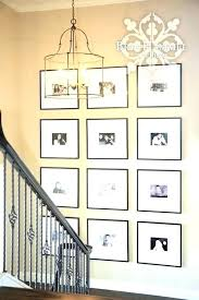 picture frames on staircase wall. Staircase Wall Ideas Art Frames Stairs Magnificent For Walls Best . Picture On