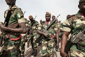 Image result for islamic state fighters of west africa