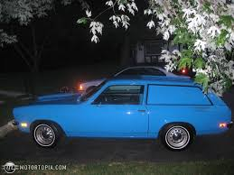 """View Blog Post — """"1971 Chevy Vega Panel Express - 40 Year Old ..."""