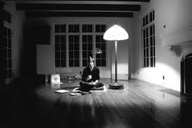 Steve Jobs At His Home Office In 1982