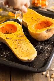 oven roasted ernut squash