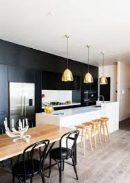 kitchen island dining table. Contemporary Kitchen Key Trends From The Block Glasshouse Kitchens  The Interiors Addict In Kitchen Island Dining Table