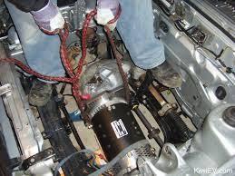 electric car motor. Wonderful Car Gavu0027s Kiwi EV Electric Car Conversion  New Zealand With Electric Car Motor
