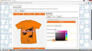 Jquery T Shirt Designer Tool Online T Shirt Designer Jquery Php Youtube