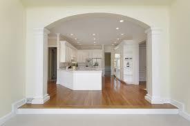 ... Interior Photo Gallery Gold Brush Painting 516 790 3953   Amazing  Bigstockphoto Kitchen With Arch 5124546big ...