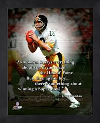 Photo File Terry Bradshaw Pittsburgh Steelers Pro Quotes Simple Pittsburgh Quotes