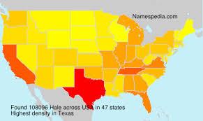 Hale - Names Encyclopedia