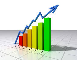 Business Growth Chart Png Transparent Images Png All