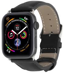 preview stilgut apple watch 38 40mm leather band