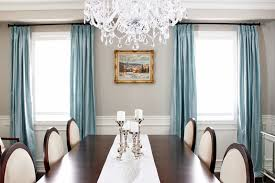 Modern Curtains For Dining Room Ideas Dec - Modern dining room curtains