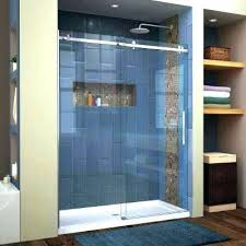 shower doors showers the home depot sliding sterling bathtub glass door installation cost frameless s tempered