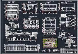 Промышленное здание курсовой проект Архитектура Чертежи net  Промышленное здание курсовой проект