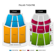 Palais Theatre Seating Chart Palais Theatre Seat Map Related Keywords Suggestions