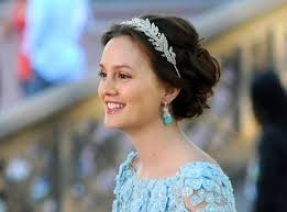 blair waldorf s wedding hair want but without that crow blair waldorf makeup s