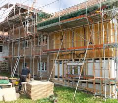 Holzbausysteme Verarbeitung Und Ausführung Fassade Und Innenraum