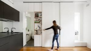 perth small space office storage solutions. Sydney Architect Brad Swartz Renovated His 27-square-metre Apartment With  Space-defying Perth Small Space Office Storage Solutions N