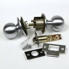 Door Knobs lockable door knobs images : Commercial Duty Door Knob - Non-Lock | QC Supply