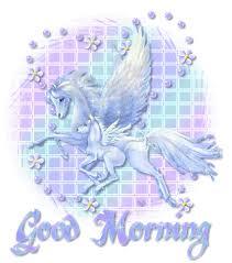 good morning unicorn