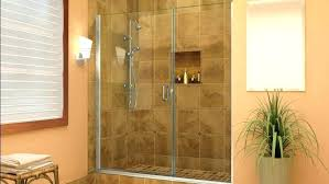 treated glass shower doors large size of for sliding bathtub textured best treatment door treatments