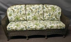 wicker sette cushions st outdoor wicker sofa wicker settee replacement cushions