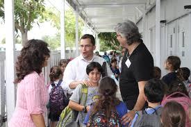 hebrew charter schools have religious after school programs ben gamla at the ben gamla hebrew charter school in hollywood fla the
