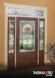 therma tru fiberglass entry doors fresh 126 best therma tru entry doors images on
