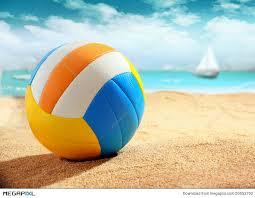 beach ball in sand.  Beach Colourful Beach Ball On The Sand For Beach Ball In Sand L