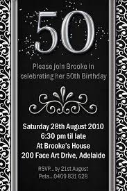 50th birthday invitations free printable 50th birthday invitations 600 900 template for 50th
