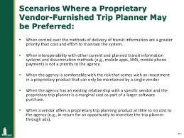 Trip Planner Cost Cutr Webinar Web Based Trip Planner Options For Transit Agencies