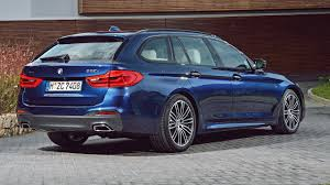 2017 BMW 5 Series Touring - interior Exterior and Drive - YouTube