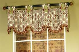 Patterns For Valances Mesmerizing Free Pleated Valance Patterns This Tailored Yet Fun Pleated